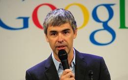Larry Page đã thay đổi thế giới từ một khoảnh khắc trong mơ