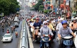 Hà Nội đang lên kế hoạch cấm xe máy ngoại tỉnh vào khu vực nội thành
