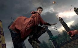 Vì sao hình ảnh phù thuỷ luôn gắn liền với cây chổi?