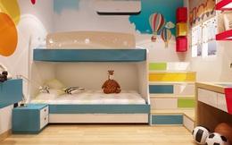 9 lưu ý giường ngủ của trẻ bố mẹ nhất định không được bỏ qua