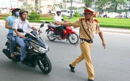 Đúng 45 ngày nữa, đi xe máy không chính chủ có thể bị phạt đến 400.000 đồng