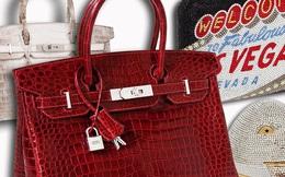 Có nằm mơ bạn cũng không thể ngờ được mức giá của chiếc túi Birkin này!
