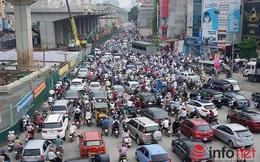 Giám đốc Sở GTVT: Hà Nội sẽ chỉ cấm đi chứ không cấm mua xe máy