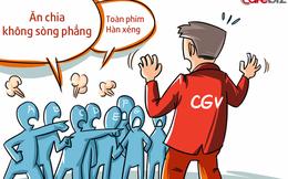 """Hiệp hội phát hành và phổ biến Phim VN tố """"CGV có dấu hiệu vi phạm pháp luật"""""""