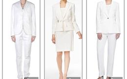 Dân Mỹ đổ xô mua bộ vest trắng của Hillary Clinton