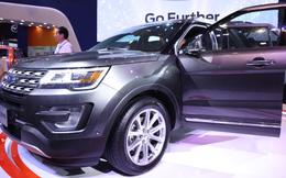 Ford trình diễn SUV hạng sang Explorer hoàn toàn mới tại Việt Nam, giá dự kiến 2,18 tỷ đồng