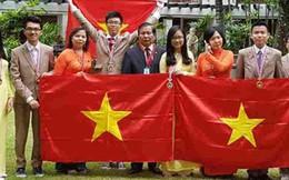 Học sinh Việt Nam đoạt 6 Huy chương Olympic môn khoa học trẻ quốc tế