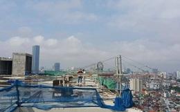"""Sáng mai 6/3, Hà Nội sẽ """"mạnh tay"""" cưỡng chế công trình 8B Lê Trực"""