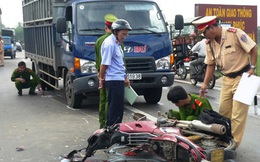 Hơn 100 người chết trong 4 ngày Tết: Phó Thủ tướng yêu cầu siết việc bảo đảm ATGT