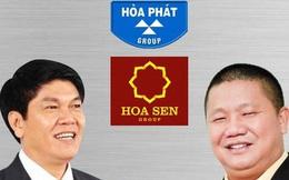 Bầu Long Hoà Phát và ông Vũ Hoa Sen, ai cười ai khóc nếu Mỹ áp thuế chống bán phá giá với thép?