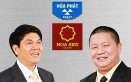 Ông chủ Tôn Hoa Sen và thép Hòa Phát mất hàng trăm tỷ vì Mỹ điều tra thép Việt Nam