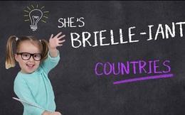 Bạn có xấu hổ khi thua cả cô bé 3 tuổi đã biết toàn bộ bảng tuần hoàn này?
