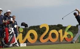 Ngậm ngùi mùa Golf ảm đạm tại Olympics Rio 2016