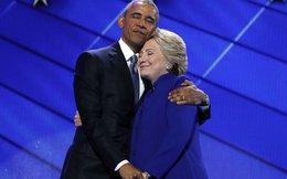 """Ông Obama cho rằng bà Clinton thất bại do """"lười"""" đi vận động bầu cử"""