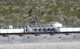 Hyperloop thử nghiệm lần đầu tiên với 50% công suất, tốc độ 500km/h, tăng tốc 100km/h trong 1 giây