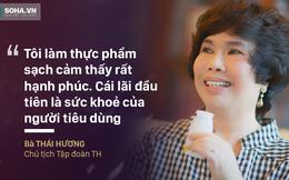 Chủ tịch TH Thái Hương: DN bán sữa nên dẹp bỏ các chương trình quà tặng khuyến mãi, tập trung vào chất lượng minh bạch cho người dùng