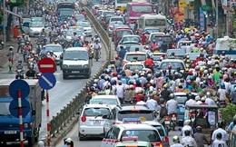 Mỗi ngày có 72 người Việt Nam thương vong khi đang di chuyển trên đường