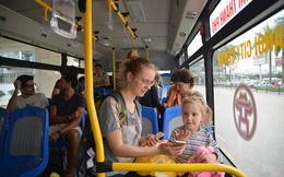 100% tuyến buýt Hà Nội có wifi miễn phí từ quý II/2017