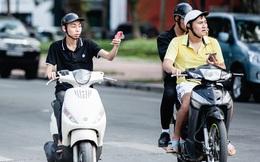 Chỉ mới 10 ngày, Pokemon đã thay đổi hành vi lái xe của người Việt: Đi bằng một tay, mắt cắm vào điện thoại!