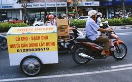 Chiếc xe đặc biệt của ông cụ gần 80 tuổi, người Đà Nẵng nào nhìn thấy trên phố cũng ấm lòng!