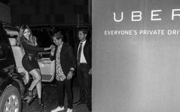 """Hà Nội: Đi Uber X được """"khuyến mại"""" số điện thoại lên web khiêu dâm"""
