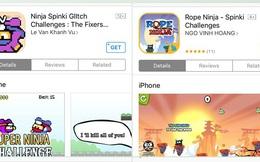Chưa ra mắt, game mới của Hà Đông đã bị nhái trên AppStore