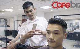 """Chọn lối đi riêng, startup Việt này đang ăn nên làm ra nhờ """"công nghệ hóa"""" nghề cắt tóc"""