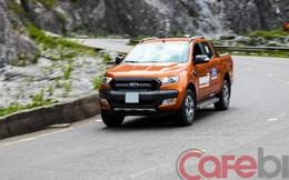 Thị trường ô tô Việt Nam: Ford Ranger đe dọa vị trí độc tôn của Toyota Vios