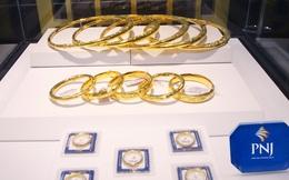 Giá vàng liên tục biến động theo kết quả bầu cử Tổng thống Mỹ