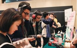 Triển lãm âm thanh di động lớn nhất năm 2016 đang diễn ra tại Hà Nội