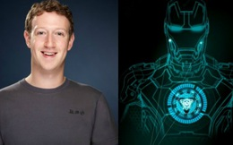 Mark Zuckerberg và Iron Man: Khi ước mơ là đưa từ phim ra đời thực