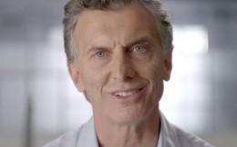 Người đàn ông trở thành tổng thống Argentina nhờ ... một công ty quảng cáo
