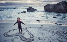 Hành trình khám phá thế giới của ông bố trẻ dành tặng con gái 4 tuổi
