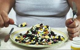 Phần lớn các loại Thực phẩm chức năng bày bán tại Mỹ có thành phần chỉ là... bột mì, bột gạo