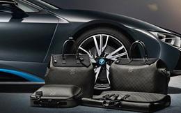 Đeo túi Louis Vuitton thì đi xe gì cho đúng điệu?