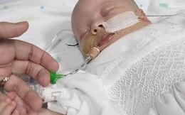 'Đừng để bất kỳ đứa bé nào phải chết vì căn bệnh này nữa, giống Riley con trai tôi'