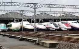 """Nhật Bản: Hình ảnh tiêu biểu của """"đường sắt nhà người ta"""""""