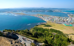 """Đảo Jeju nhỏ bé đang khiến phần còn lại của Hàn Quốc phải """"xấu hổ"""""""
