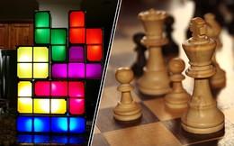 Đời giống như trò chơi xếp hình, đừng cố biến nó thành cờ vua!