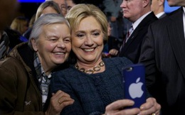 13 ứng viên Tổng thống Mỹ đua nhau chụp ảnh 'tự sướng'