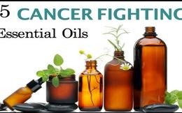 Nghiên cứu của người Do Thái cho thấy tinh dầu thơm có thể chữa được ung thư