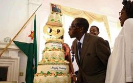 Sinh nhật triệu đô mừng tuổi 92 của Tổng thống Zimbabwe