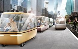 Năm 2050, một thành phố tương lai sẽ trông như thế nào?
