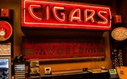 Độc đáo cửa hàng lưu trữ xì gà từ khắp nơi trên thế giới