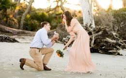 Đây là lý do tại sao đàn ông thường quỳ bằng một chân khi cầu hôn