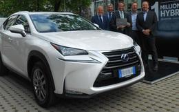 Lexus vui mừng đón chiếc hybrid thứ 1 triệu được bán ra sau 11 năm, nhưng...
