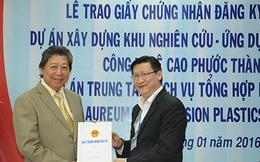 Chân dung công ty gia đình gốc Hoa bí ẩn ở Sài Gòn chuyên cung cấp bao bì nhựa cho Samsung, Coca-Cola, Pepsi, Shell, Total...
