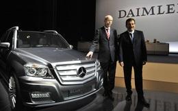 Daimler, tập đoàn mẹ của Mercedes-Benz cũng bị cáo buộc gian lận khí thải giống Volkswagen