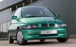 Nếu phát triển mẫu xe này từ năm 1991, có lẽ BMW đã không phải lo sợ trước Tesla như bây giờ