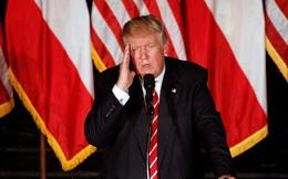 """Tỉ phú Trump nói đảng Cộng hòa """"im đi"""""""